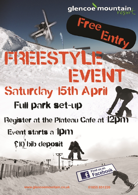 Freestyle Event