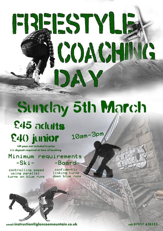 Freestyle Coaching Day
