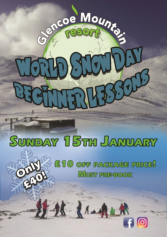 World Snow Day Beginner Lessons