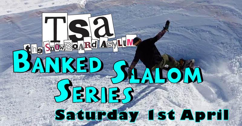 TSA Banked Slalom Series