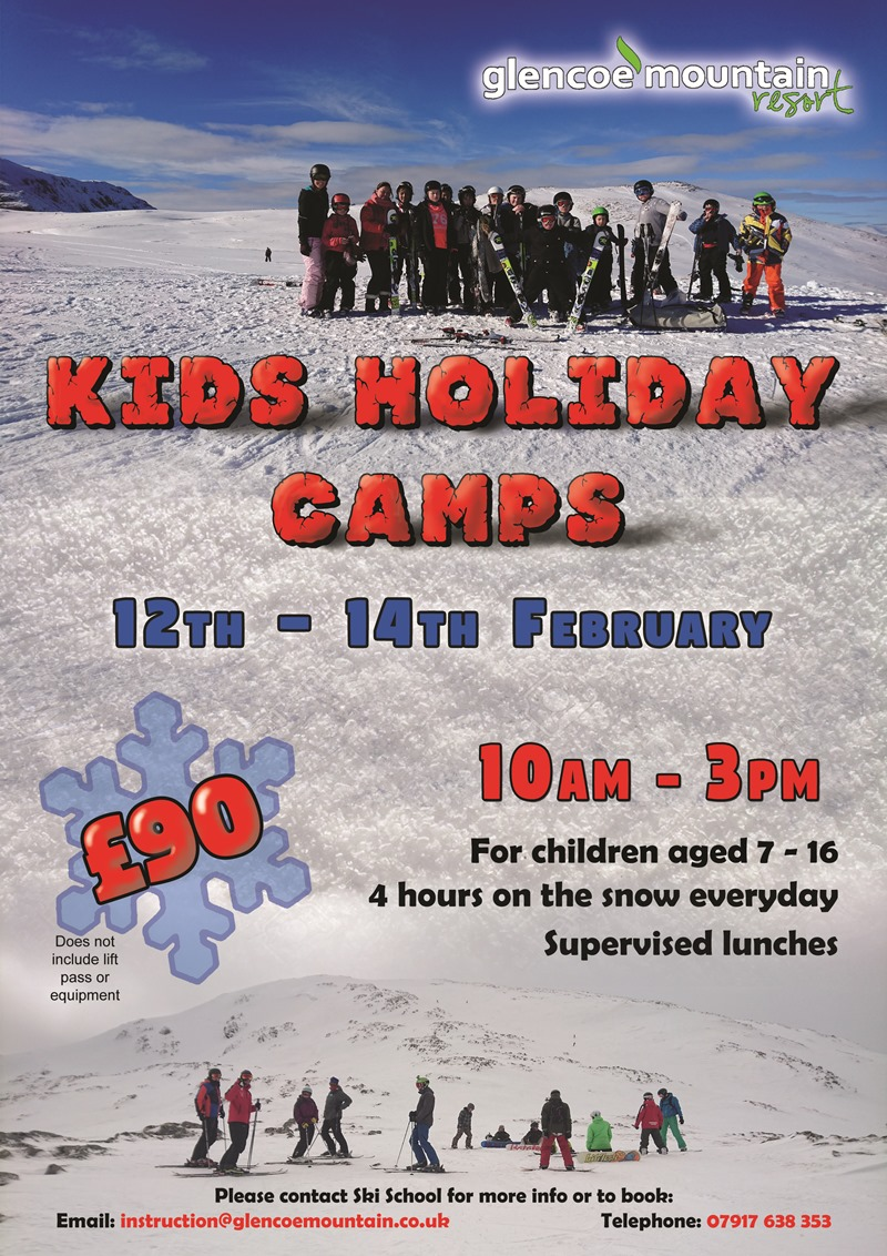 Kids Holiday Camp