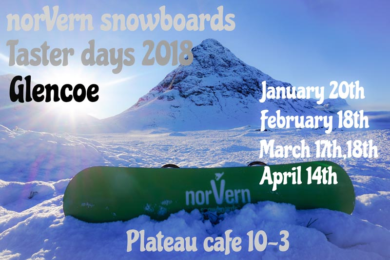 norVern Snowboard Taster Day