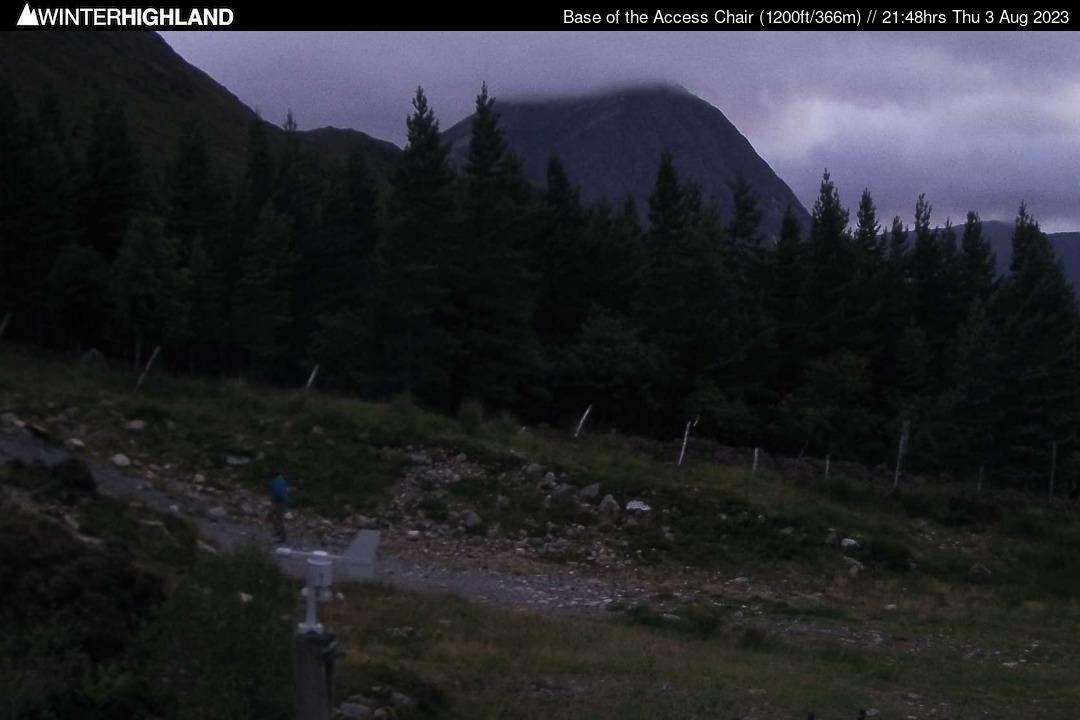 Glencoe, Etive Mor webcam