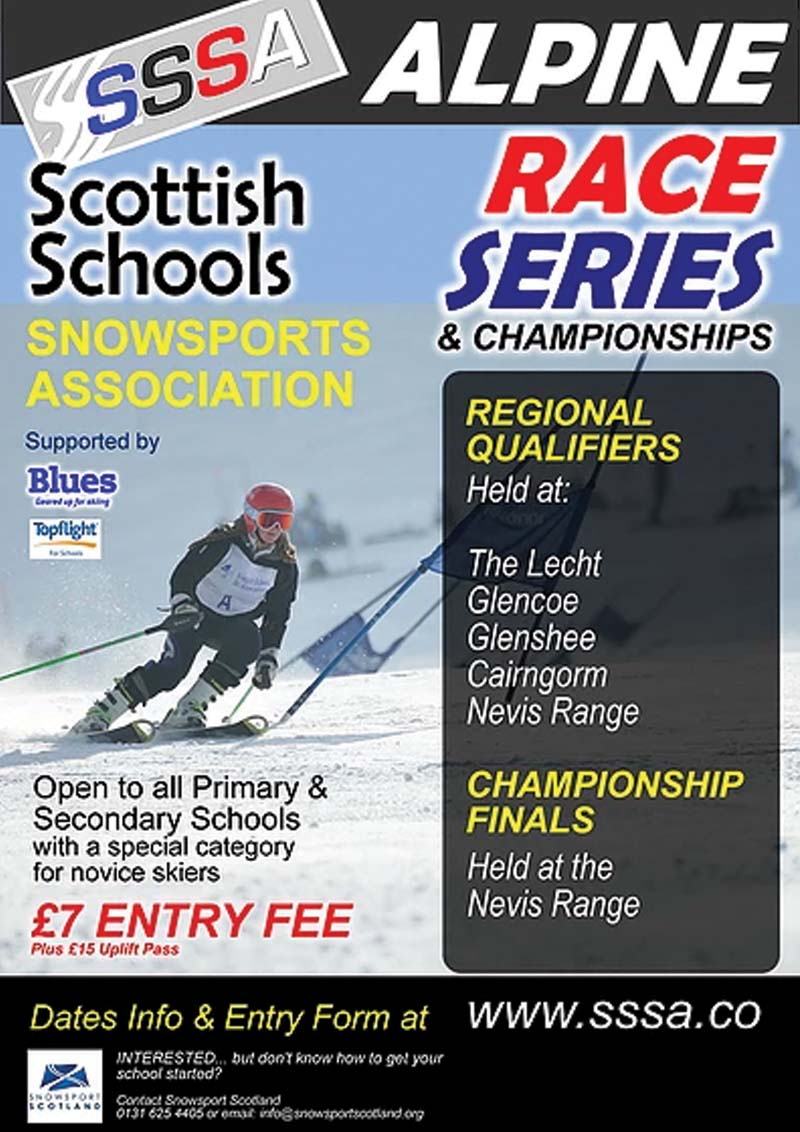 Scottish Schools Alpine Races