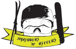 Shredders and Rippers logo