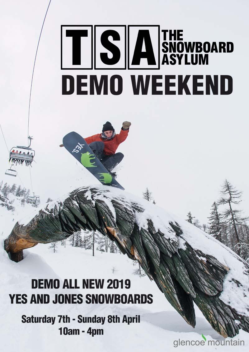 TSA Demo Weekend